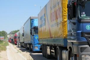Импортеры через открывшиеся пункты учета товаров за сутки ввезли в Кыргызстан более 350 тонн товаров