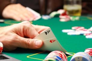В Бишкеке обнаружили подпольный покерный клуб (видео)