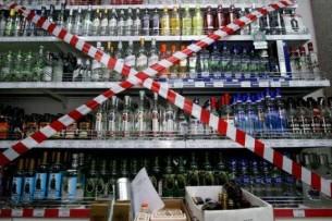 В Ошской области изъяли более 20 тысяч бутылок нелегального алкоголя