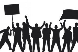 Активисты начали серию митингов с требованием снизить количество ДТП в Бишкеке