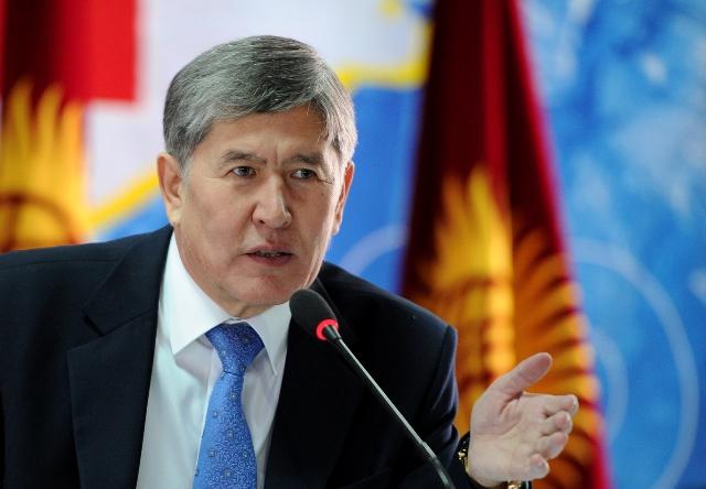 Президент Кыргызстана примет участие вработе Генассамблеи ООН вНью-Йорке