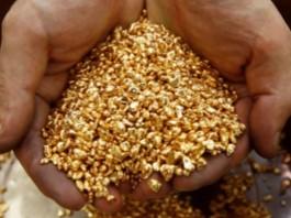 Handeslblatt (Германия): золото выигрывает от потрясений на рынках
