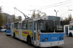 Мэрия Бишкека объяснила причину возгорания троллейбуса