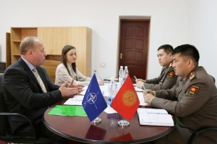 НАТО для кыргызстанцев: Защита или угроза?
