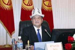 Анвар Артыков. Фото пресс-службы КР