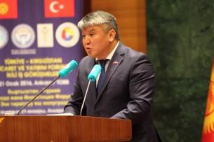 Кожошев: Мы хотим предоставить наши промобъекты для производства китайских товаров