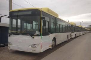 Албек Ибраимов: У мэрии нет возможности купить новые автобусы