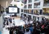 Почти тысяча студентов собрались на ярмарке карьеры в Бишкеке