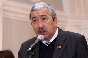 Исхак Масалиев предлагает восстановить режим ЧП