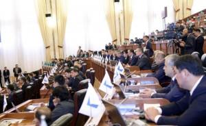 Жогорку Кенеш VI созыва. Фото пресс-службы ЖК