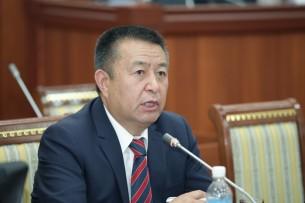 Чыныбай Турсунбеков: Кто бы ни стал президентом от нашей партии, главное — продолжить начатое