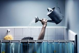 С 17 мая в Бишкеке отключат горячую воду