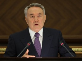 Нурсултан Назарбаев: Объем внешней торговли с Кыргызстаном вырос на 41%