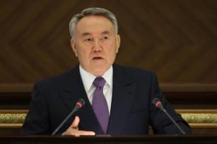 Назарбаев обратился к народу по поводу пандемии коронавируса