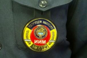 Патрульная милиция: на реформу ведомства выделено всего 40 млн сомов