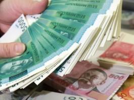 В июле на зарплату бюджетников выделили 2,3 млрд сомов