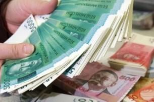 За последние пять лет выплаты зарплат бюджетникам выросли на 61,5%