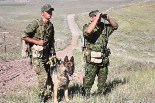 Обстановка на кыргызско-таджикской границе: Проводится встреча аппаратов погранпредставителей Кыргызстана и Таджикистана