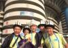 Юные футболисты из Кыргызстана побывали на финале Лиги чемпионов в Милане