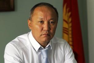 Нариман Тюлеев уходит с должности и.о. мэра Бишкека