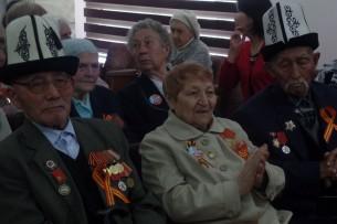 В Кыргызстане проживает всего 647 ветеранов ВОВ