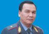 Новый и.о. министра внутренних дел – Кашкар Джунушалиев