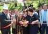 Вблизи хвостохранилища в Чуйской области открыли детский сад
