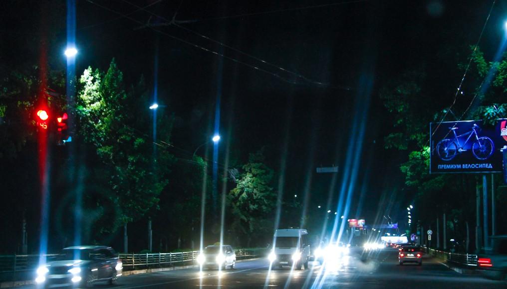 освещение уличное бишкек