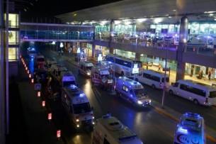 Двое из трех смертников в аэропорту Стамбула – граждане России
