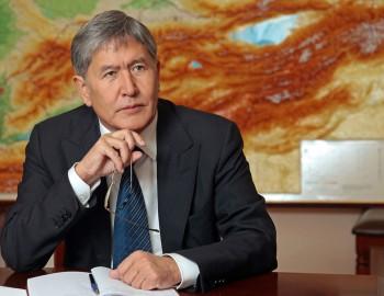 Алмазбек Атамбаев: Лучше быть уборщицей, чем вором-министром