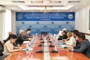 Кыргызстан и Швейцария договорились об отмене виз для дипломатов