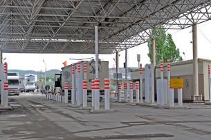 С 20 февраля 2020 г. будет приостановлен пропуск транспортных средств и грузов в КПП  «Акжол-автодорожный»