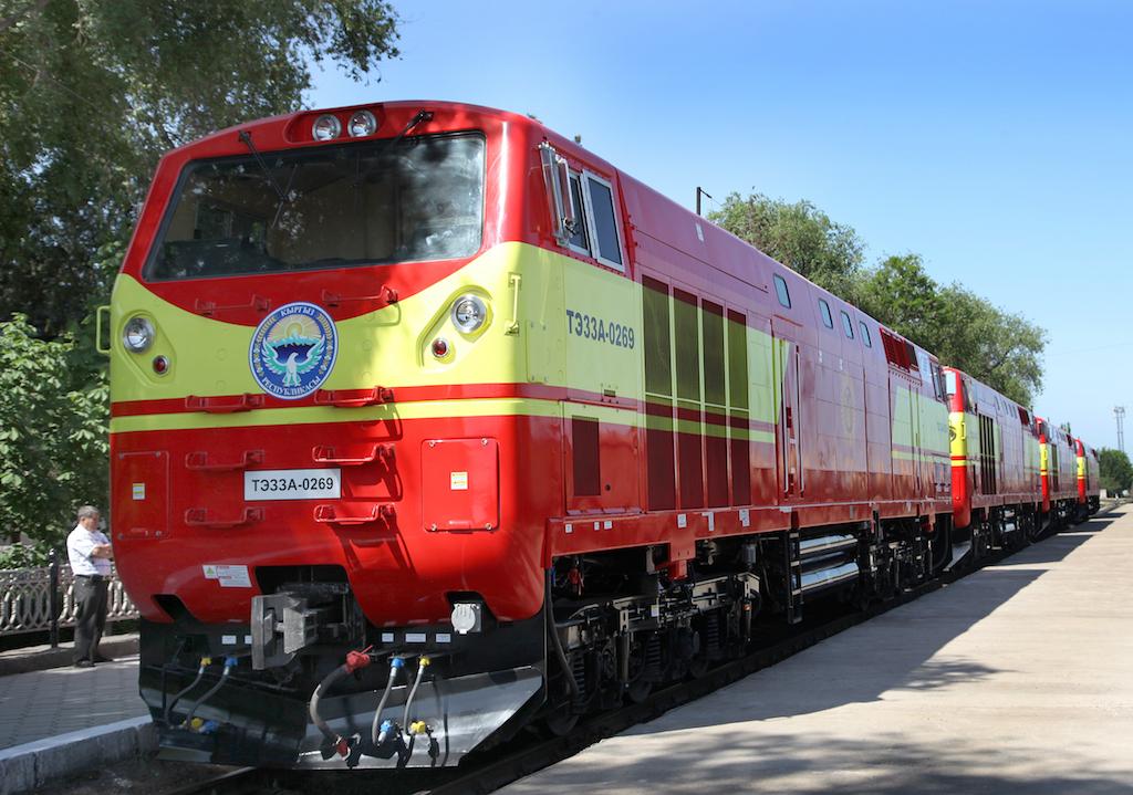Два человека попали под поезда вКыргызстане запоследние сутки