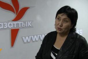 Джакупова: Я не держусь за мандат и отдам его молодым, кто докажет, что у него есть характер