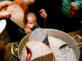 В Кыргызстане недостаточное питание является причиной 22% детской смертности