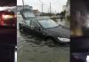 Илон Маск показал видео Tesla, ставшей лодкой в затопленном Алматы