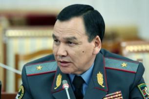 МВД: С начала года количество преступлений в Кыргызстане снизилось на 5%