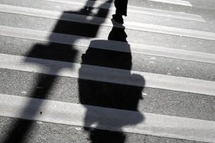 В одной из новостроек Бишкека насмерть сбили пешехода (видео)
