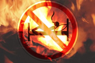Непотушенная сигарета стала причиной пожара в колбасном цехе  в Ленинском