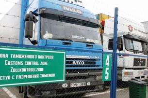Машины со скоропортящейся продукцией из Кыргызстана не задерживают на границе