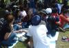 Активная молодежь Кыргызстана собралась в образовательном лагере «Жаш Булак»