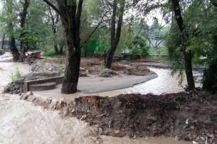 В МЧС опровергли информацию о селевых потоках в Боомском ущелье