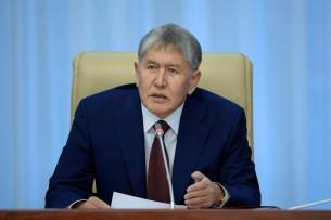 Атамбаев: В 90-е годы руководители Кыргызстана говорили, что им не нужна армия