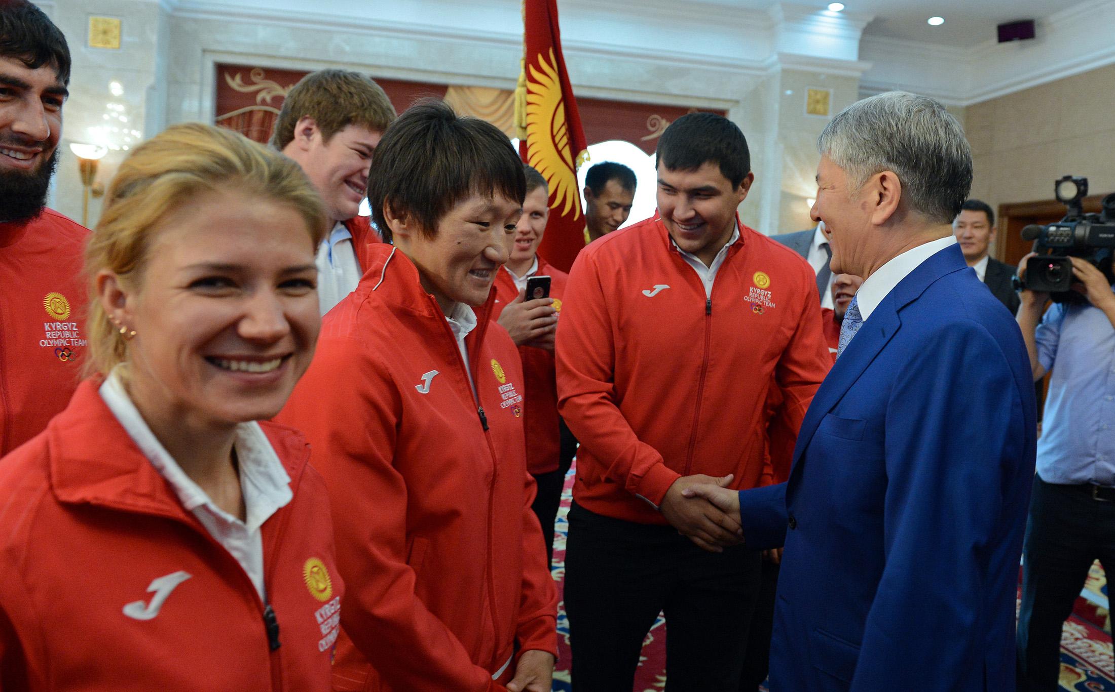 подробные спортсмены кыргызстана картинки вам