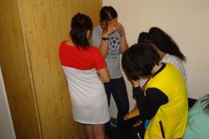 Милиционерами Оша задержаны беременная и глухонемая проститутки