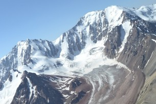 Охотник умер в горах в Джалал-Абаде