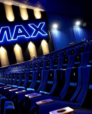 В Бишкеке презентовали первый кинозал IMAX