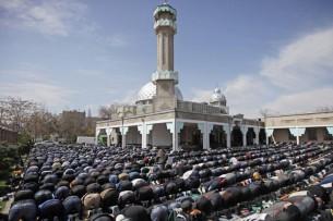 Количество мечетей в Кыргызстане превышает количество средних школ