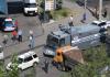 В Ереване члены группировки «Сасна црер» сдались властям