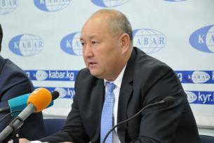 Жениш Разаков освобожден от должности вице-премьер-министра Кыргызстана
